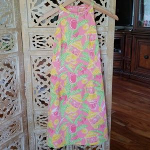 Lilly Pulitzer Strawberry Daiquiri dress